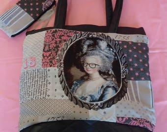 FABRIC completely ICONOCLAST century ladies hand bag