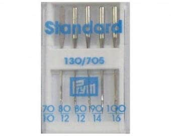 Sewing machine needles N 70-100 standard