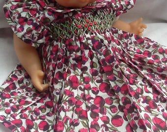 Dress, Liberty Eliza's Doll 30 cm