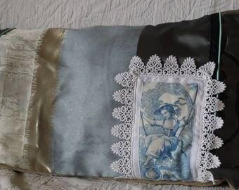 Cushion Style Shabby chic, gift idea, refined