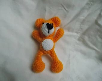 Mini Teddy bear tutorial