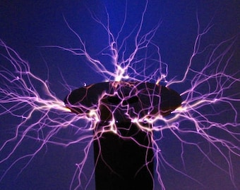 Tesla Coil (Solid State)