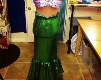 Ariel, Little Mermaid Adult Costume