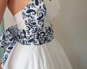 1 Provencal wedding dress. Hand made