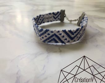 Embroidery FLOSS Friendship Bracelet