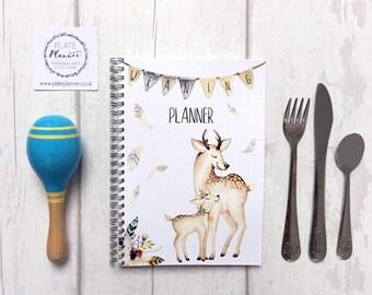 Baby Weaning Diary - Deer