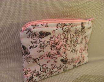 coin purse with zipper