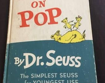 Hop on Pop by Dr Seuss 1963