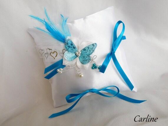Allianzen die Hochzeit Türkis weiße Blumen Schmetterling