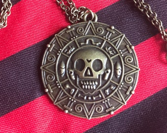 Pirates of the Caribbean Medallion