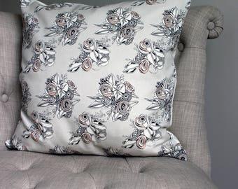 Ditsy Floral Cushion