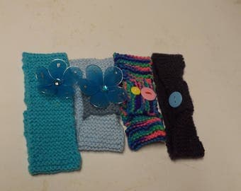 2 child 2 infant [hand-made] head-bands!