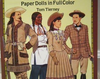 Annie Oakley & Buffalo Bill Paper Dolls