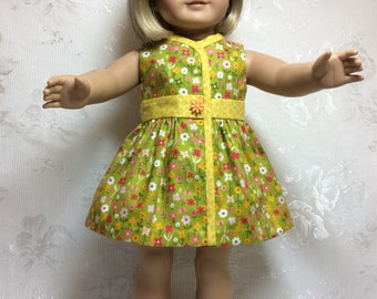 Doll Dress fits American Girl Doll