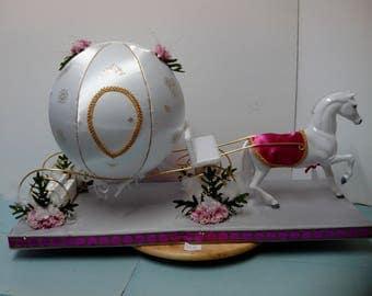 urn wedding christening communion birthday carriage