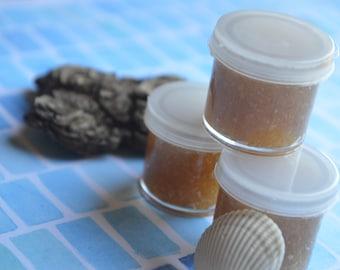 Organic Vanilla Coconut Lip Scrub