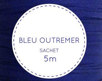 Sachet 5 m piping - Ultramarine Klein 22