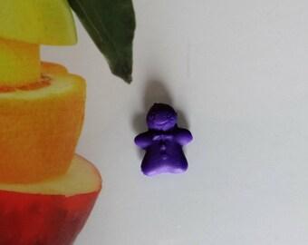 gingerbread color plum purple