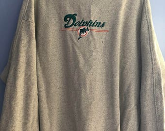 Vintage Miami Dolphins Thermal