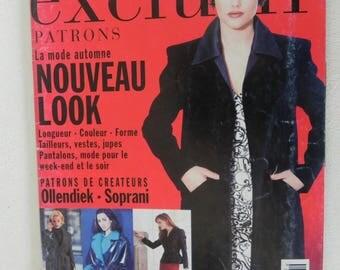 Magazine BURDA INTERNATIONAL 96