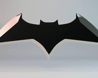 BvS Inspired Batarang Ver. 1