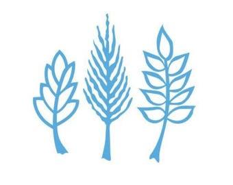 Die cut Marianne Design Creatables-Anja's Leaves 2 new
