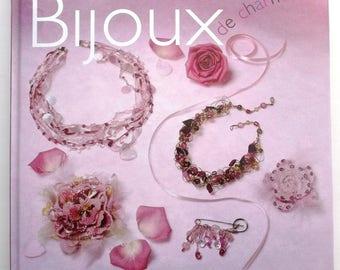 Book new charm jewelry by Brigitte casagranda-
