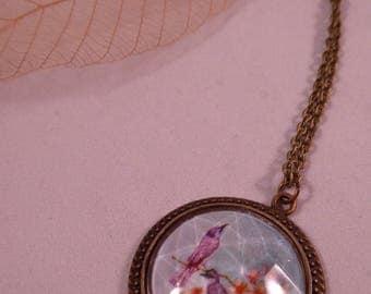 """Necklaces """"medallions"""" Creat'Y. O.N - unique & cute-"""
