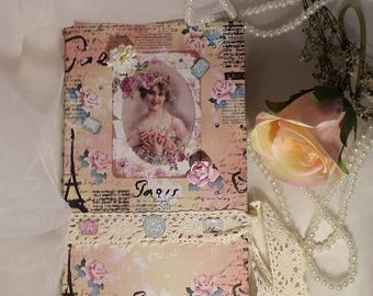 vintage collection, diary, notebook,