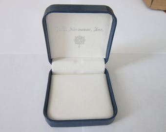 Vintage New Old Stock From Jewelry Store Jewelry Box