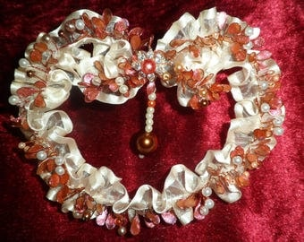 for bridal or evening hair accessory