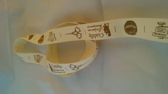 Twill tape cotton 2 sewing pattern