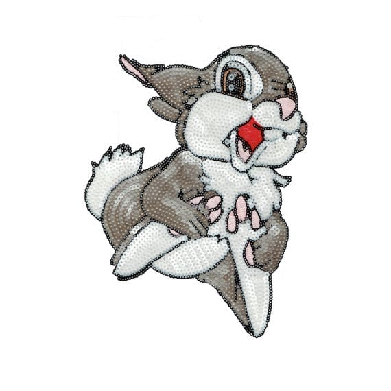 """Patch to sew pattern """"Thumper"""""""