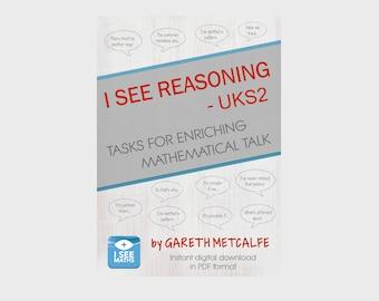 I See Reasoning - UKS2 eBook