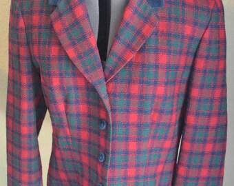 Vintage Pendleton jacket - vintage Pendleton - vintage jacket