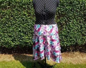 Flower skirt size 44/46