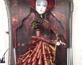 Disney Iracebeth The Red Queen Limited Edition Doll