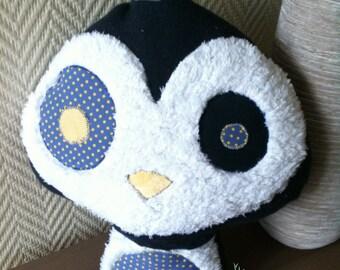 Plush Penguin Théo