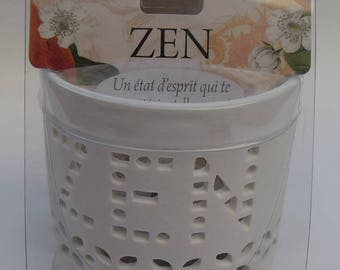 """CANDLE and TEALIGHT LUMINESCENCE Collection """"ZEN"""""""