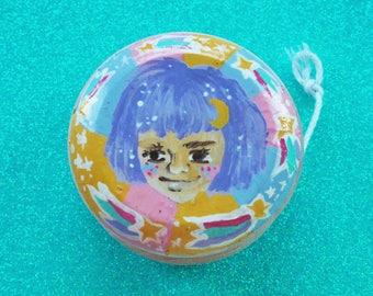 Cosmic pals yo-yo