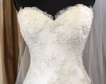 Pearl' Bodice Bridal