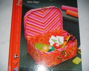 "Book ""Cardboard and fabric"""