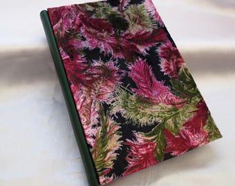 Book velvet fabric