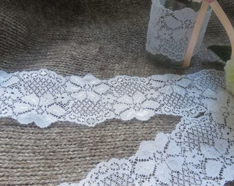 Lace width 6.3 CMS for your wedding decorations