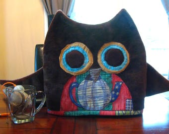 Owl Tea Cozy