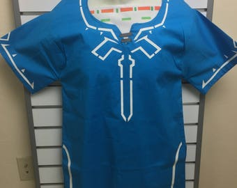 The Legend Of Zelda Breath of the Wild Tunic