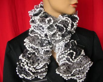 """. Scarf style """"rustle"""" collection """"Can - Can"""""""