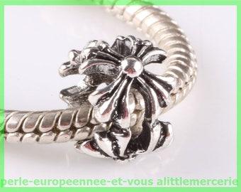 N617 European spacer bead for bracelet charms