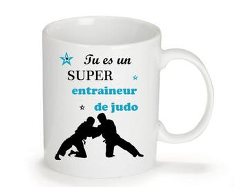Mug you are a great Judo Coach