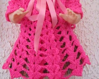 Spring coat for doll 50 cm